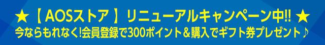 6月30日まで★会員登録で300ポイント&対象ソフト購入でギフト券プレゼント!