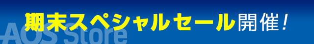 【人気商品が最大30%オフ】期末スペシャルセール!