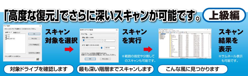 ファイナルデータ11plus 特別復元版製品説明